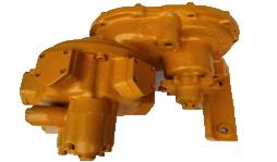 購入する MP-3 空圧フィードモータ(減速機付き)
