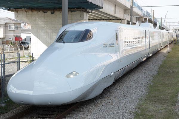 購入する JR西日本N700系7000番代新幹線