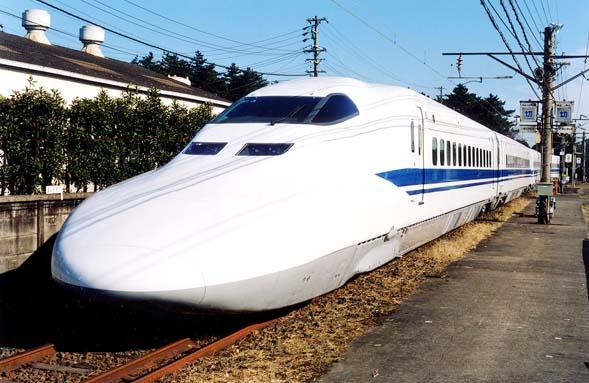 購入する JR東海700系新幹線