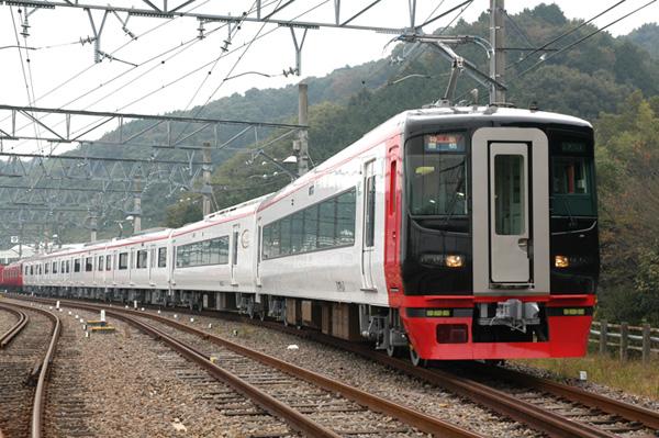 購入する 名古屋鉄道1700系-2300系特急電車