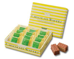 購入する チョコレートウエハース[シトラスクリーム12個入]