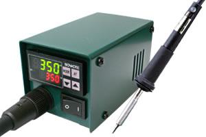 購入する LA はんだごて 用温度コントローラー M18