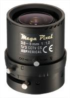 購入する メガピクセルカメラレンズ M13VM308