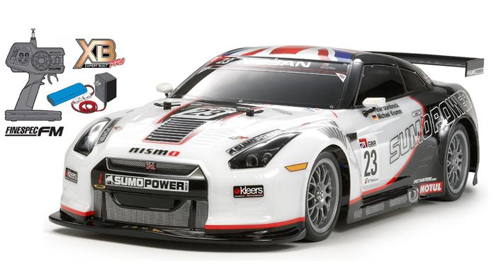 購入する XB SUMO POWER GT NISSAN GT-R (TT-01シャーシ TYPE-E)