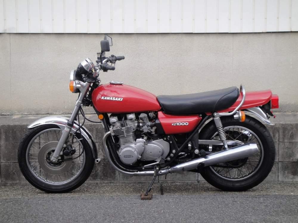 購入する オートバイク Kawasaki KZ1000