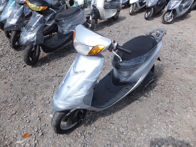 購入する Used 50CC Scooters from Japan