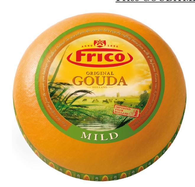 購入する フリコ ゴーダ マイルド