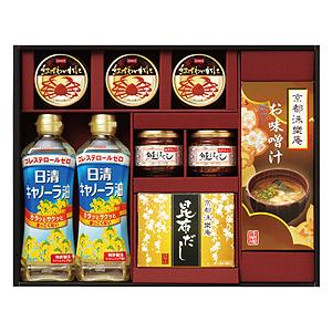 購入する AP12AU-7337-044 紅ずわいがに&京和風バラエティギフト HKO-50A