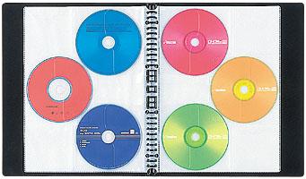 購入する CD・DVDファイル/ポケットの3つの特徴