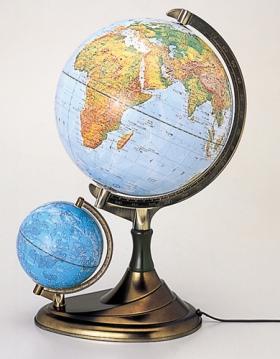 購入する 立体地球儀 タッチセンサー付