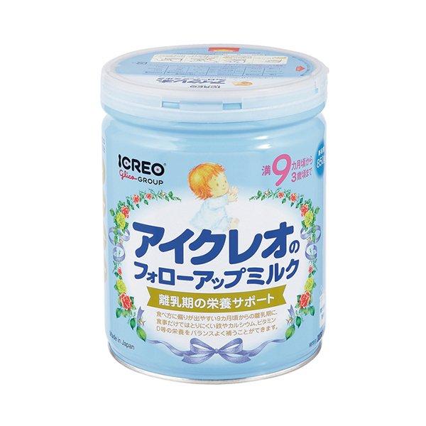 購入する Glico Icreo Follow-up Milk Powder