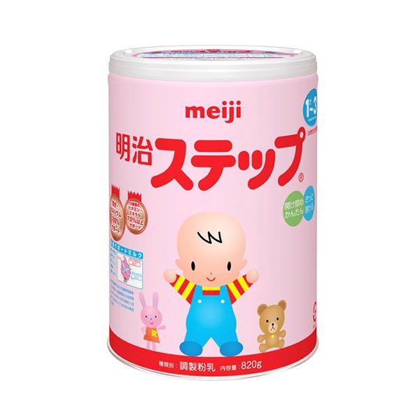 購入する Meiji Step Milk Powder