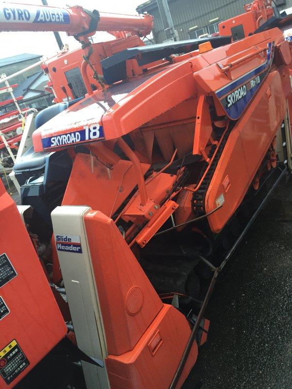 購入する Combine harvesters Kubota R1-18G