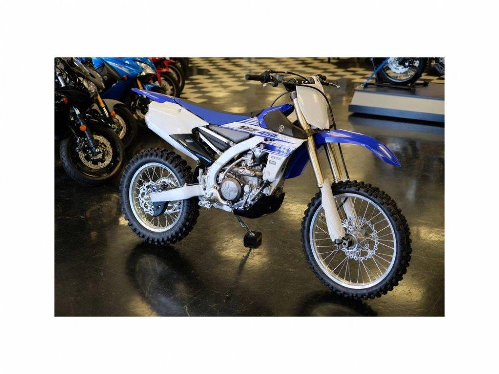 購入する Yamaha YZ 450FX Dirtbike