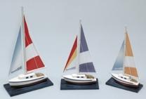 購入する ミニ ヨット セット