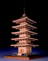 購入する 瑠璃光寺 五重塔