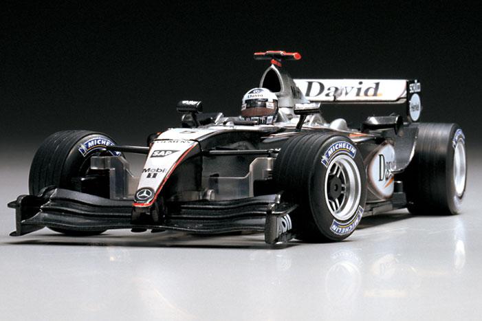 購入する 1/24 R/C電動フォーミュラカー MINI-Z RACER FORMULA CAR マクラーレン・メルセデス MP4/19 (No.5)