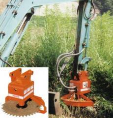 油圧草刈機 GC-600型