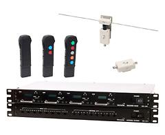 駅用ワイヤレスマイクロホンシステム - デジタル/アナログ制御 3210シリーズ -