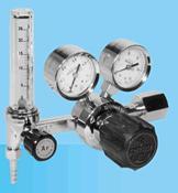 フロート式流量計付高精度圧力調整器 AHSN-1