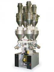 Equipment crushing for food industry