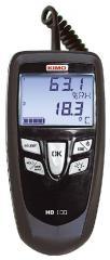 HD100 温湿度・露点計測器