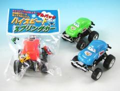 玩具 ハイスピードスプリングカー