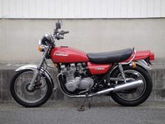 オートバイク Kawasaki KZ1000