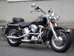 オートバイク Harley Davidson エボリューション FL