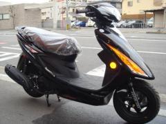 スクーター SUZUKI GSR125 D3