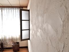 塗り壁材 ミュール・ドートルフォア (フランス)