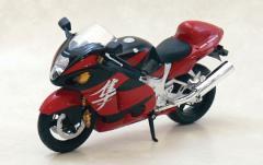 Suzuki gsx1300rハヤブサ(レッド)
