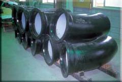 水道用ダクタイル鋳鉄異形管