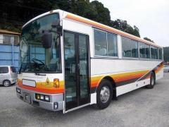 Nissan Model:UA 460 SLN (Large Shuttle Bus)