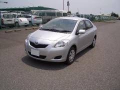 Toyota Model Belta ( 4 Door Subcompact Sedan )