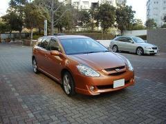 Toyota Model Caldina ( 5 Door Sports Stationwagon )