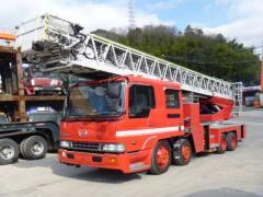 消防車(梯子車)