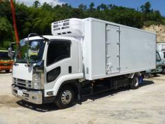 4トンP/G付冷凍車
