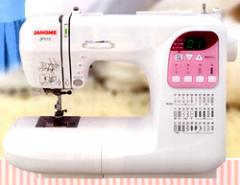 ジャノメミシン   ■JP 510 実用縫いコンピュータミシン
