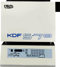 卓上マッフル炉 KDF-S/SGシリーズ