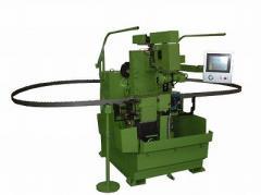 EGHT-B02 全自動バンドソー先端・スクイ兼用研磨機 (金属用トリプル対応)