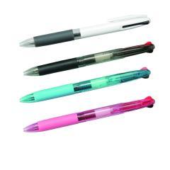 ラバー2色ボールペン