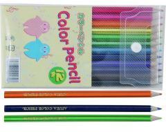 12色カラーペンシル