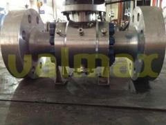 Forging Ball Valve, 2500 LB, 16 Inch, ASME B16.5, PEEK
