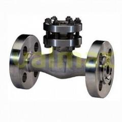 Check Valve, 600 LB, 1/2 Inch, Piston type, Bolted Cap