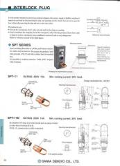 Interlock Plug SPT and NSP Series