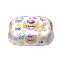 Kao Merries Wet Tissue case 54 pcs.