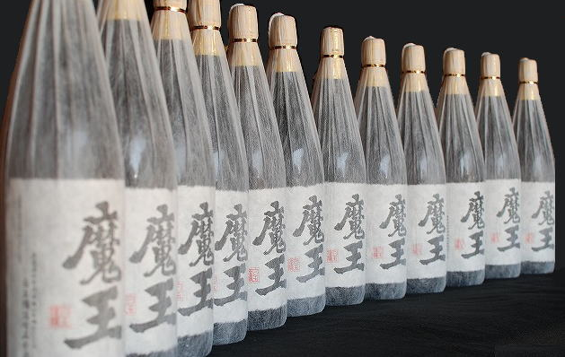 注文 日本酒 VS ロシア:ウォッカ