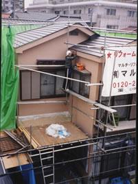 注文 外壁工事