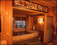 注文 大浴場